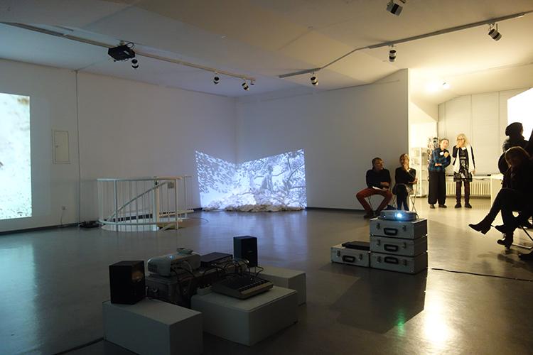 Galerieraum, GEDOK Karlsruhe
