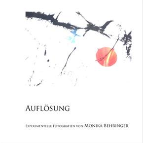 """Auflösung – Experimentelle Fotografien"", Fotobildband"