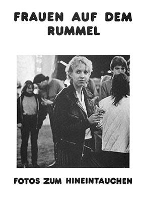 """""""Frauen auf dem Rummel"""", Text - und Bildband"""